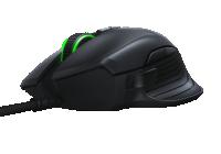 Un mouse competitivo con un'innovativa levetta che cambia il modo di approcciare i videogiochi.