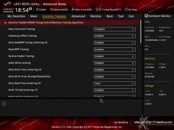 ASUS ROG MAXIMUS X FORMULA 8. UEFI BIOS - Extreme Tweaker 20
