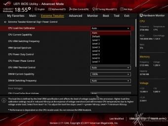 ASUS ROG MAXIMUS X FORMULA 8. UEFI BIOS - Extreme Tweaker 10