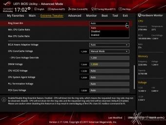 ASUS ROG MAXIMUS X FORMULA 8. UEFI BIOS - Extreme Tweaker 8