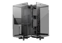 Un Open Frame di qualità con un design estremo ed un grado di personalizzazione decisamente elevato.