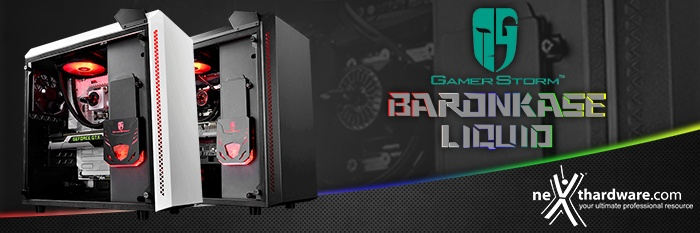 GAMER STORM Baronkase Liquid 1