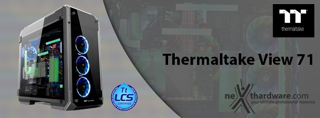 Thermaltake View 71 TG 1
