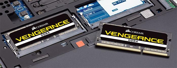 CORSAIR VENGEANCE SODIMM DDR4 3000MHz 64GB 1