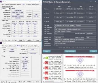 CORSAIR VENGEANCE SODIMM DDR4 3000MHz 64GB 7. Performance - Analisi dei timings 3