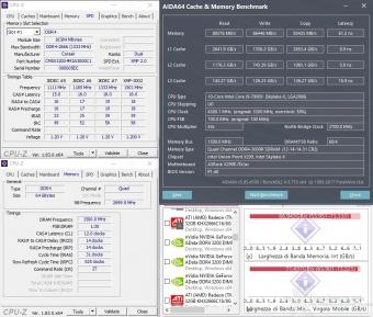 CORSAIR VENGEANCE SODIMM DDR4 3000MHz 64GB 7. Performance - Analisi dei timings 4
