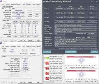 CORSAIR VENGEANCE SODIMM DDR4 3000MHz 64GB 7. Performance - Analisi dei timings 6