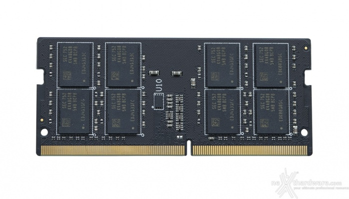 CORSAIR VENGEANCE SODIMM DDR4 3000MHz 64GB 2. Presentazione delle memorie 5