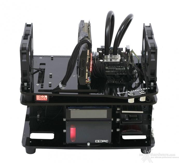 CORSAIR VENGEANCE SODIMM DDR4 3000MHz 64GB 4. Sistema di prova e Metodologia di test 1