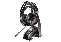 Qualità costruttiva eccellente e tanta potenza per il primo headset gaming di casa ADATA.