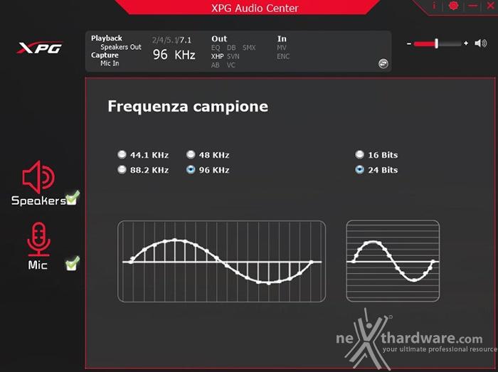 XPG EMIX H30 & SOLOX F30 5. XPG 7.1 Gaming Surround Sound Software 3