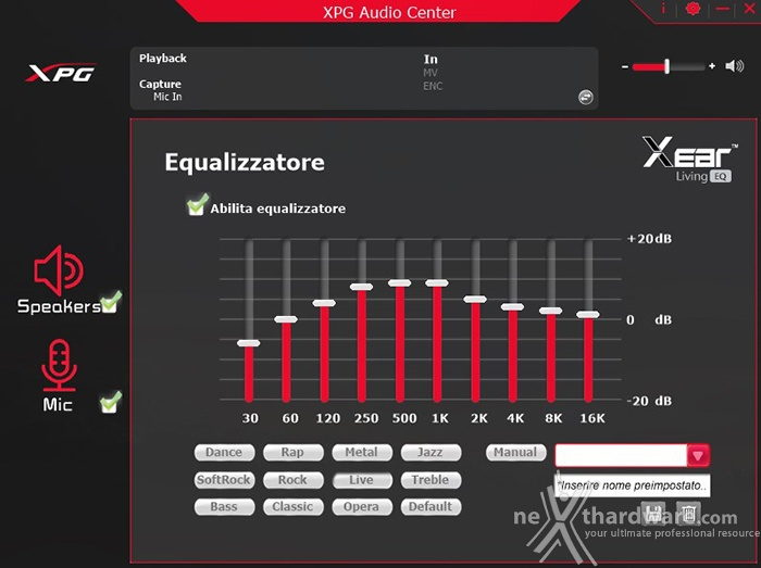 XPG EMIX H30 & SOLOX F30 5. XPG 7.1 Gaming Surround Sound Software 4