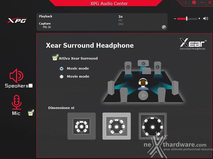 XPG EMIX H30 & SOLOX F30 5. XPG 7.1 Gaming Surround Sound Software 5