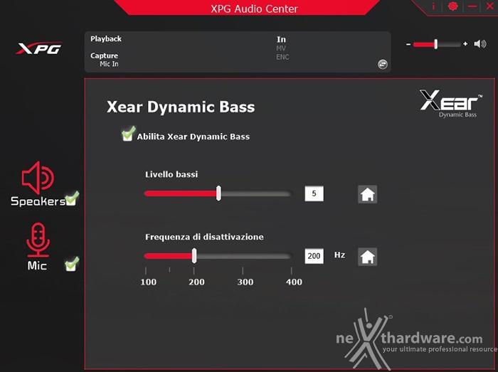 XPG EMIX H30 & SOLOX F30 5. XPG 7.1 Gaming Surround Sound Software 6