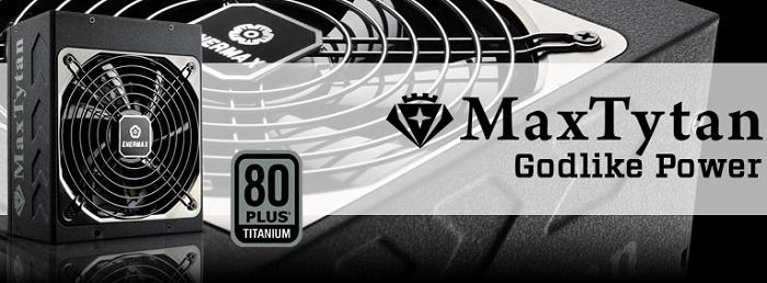 ENERMAX MaxTytan 800W 1