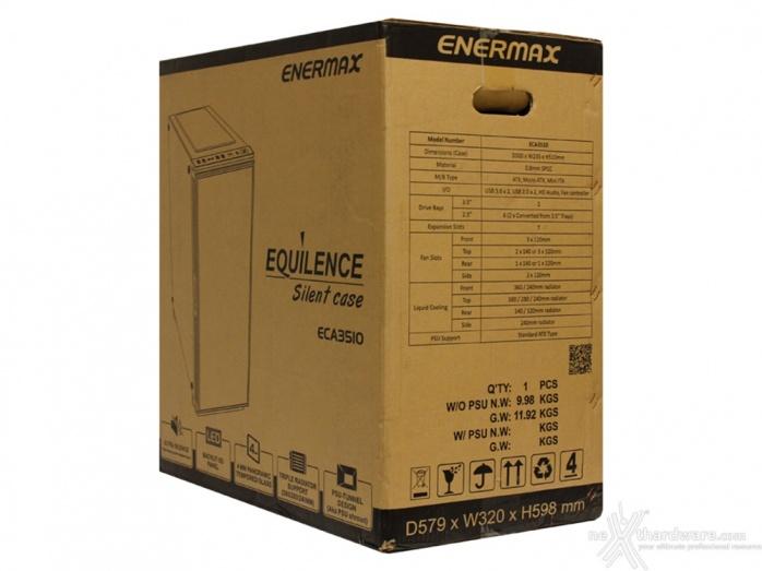 ENERMAX Equilence 1. Packaging & Bundle 1