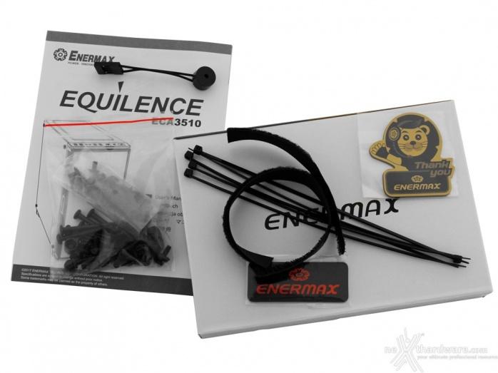 ENERMAX Equilence 1. Packaging & Bundle 4