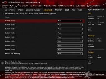 ASUS ROG CROSSHAIR VII HERO (Wi-Fi) 8. UEFI BIOS - Impostazioni generali 13