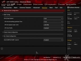 ASUS ROG CROSSHAIR VII HERO (Wi-Fi) 8. UEFI BIOS - Impostazioni generali 20