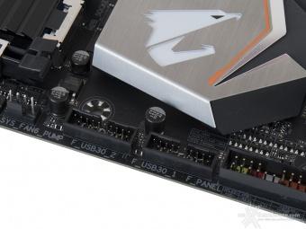 GIGABYTE X470 AORUS Gaming 7 WIFI 6. Connettività 7