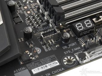 GIGABYTE X470 AORUS Gaming 7 WIFI 6. Connettività 6