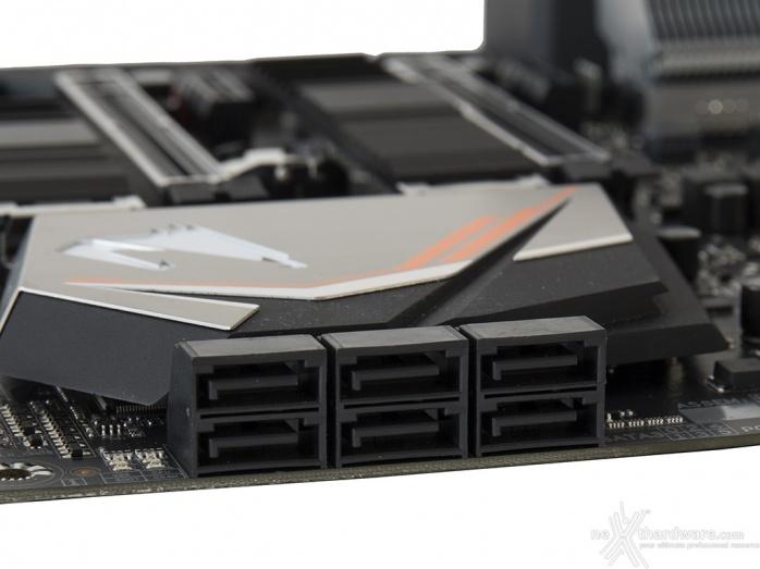 GIGABYTE X470 AORUS Gaming 7 WIFI 6. Connettività 1