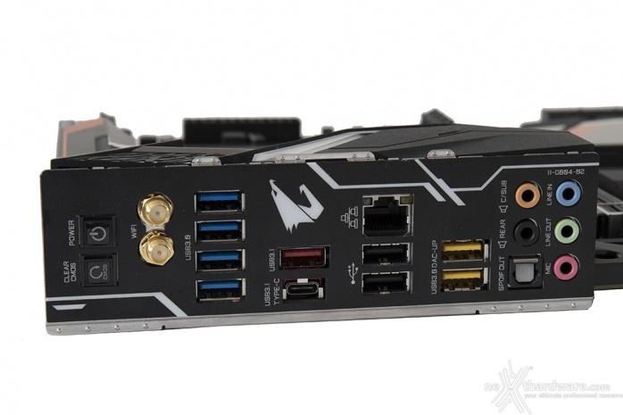 GIGABYTE X470 AORUS Gaming 7 WIFI 6. Connettività 11