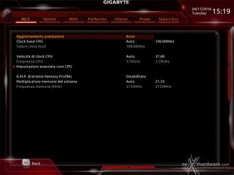 GIGABYTE X470 AORUS Gaming 7 WIFI 9. UEFI BIOS - M.I.T. 2
