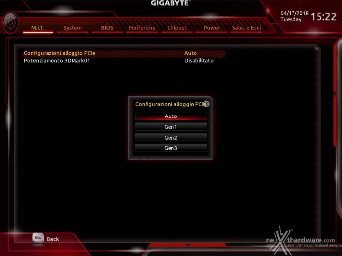 GIGABYTE X470 AORUS Gaming 7 WIFI 9. UEFI BIOS - M.I.T. 15