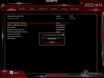 GIGABYTE X470 AORUS Gaming 7 WIFI 9. UEFI BIOS - M.I.T. 5