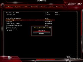 GIGABYTE X470 AORUS Gaming 7 WIFI 9. UEFI BIOS - M.I.T. 6