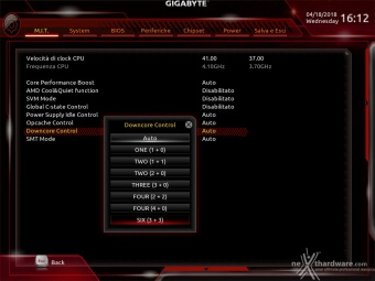 GIGABYTE X470 AORUS Gaming 7 WIFI 9. UEFI BIOS - M.I.T. 8