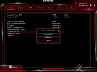 GIGABYTE X470 AORUS Gaming 7 WIFI 9. UEFI BIOS - M.I.T. 7