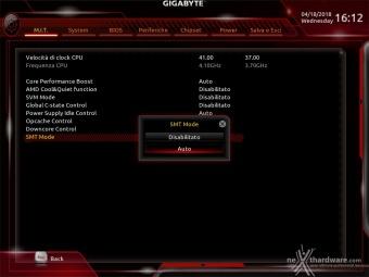 GIGABYTE X470 AORUS Gaming 7 WIFI 9. UEFI BIOS - M.I.T. 9