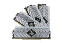 Nuovo design e colorazione grigio titanio per un kit di RAM con un impatto estetico decisamente più morbido rispetto al passato.