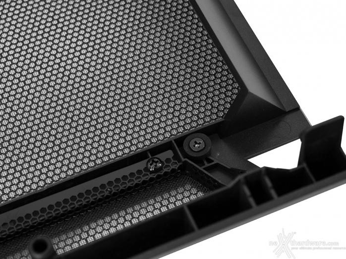 Cooler Master MasterCase H500M 2. Esterno - Parte prima 5