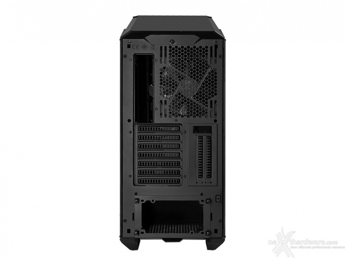 Cooler Master MasterCase H500M 3. Esterno - Parte seconda 2