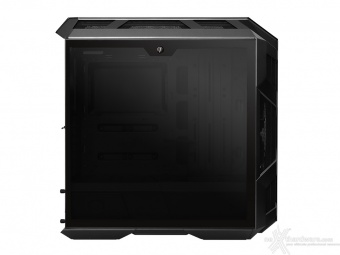 Cooler Master MasterCase H500M 2. Esterno - Parte prima 7