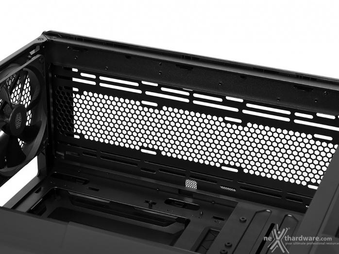 Cooler Master MasterCase H500M 4. Interno - Parte prima 2