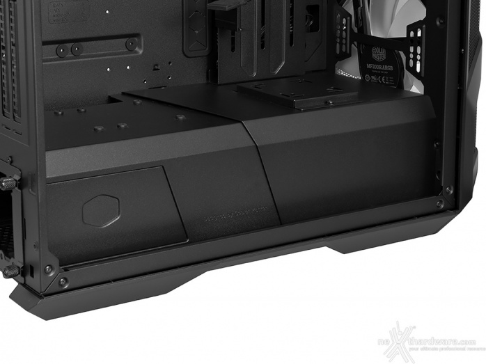 Cooler Master MasterCase H500M 4. Interno - Parte prima 5