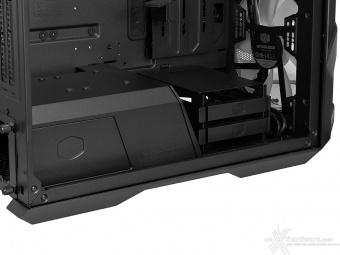 Cooler Master MasterCase H500M 4. Interno - Parte prima 6