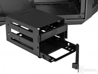 Cooler Master MasterCase H500M 4. Interno - Parte prima 7