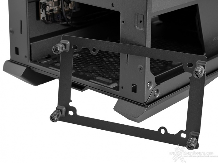 Cooler Master MasterCase H500M 5. Interno - Parte seconda 4