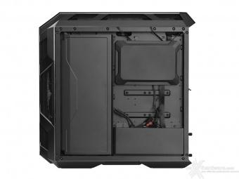 Cooler Master MasterCase H500M 9. Installazione componenti 7