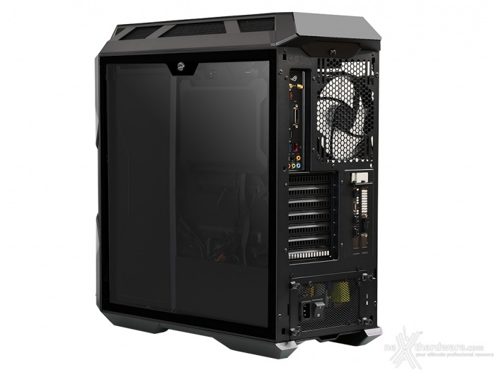 Cooler Master MasterCase H500M 9. Installazione componenti 10