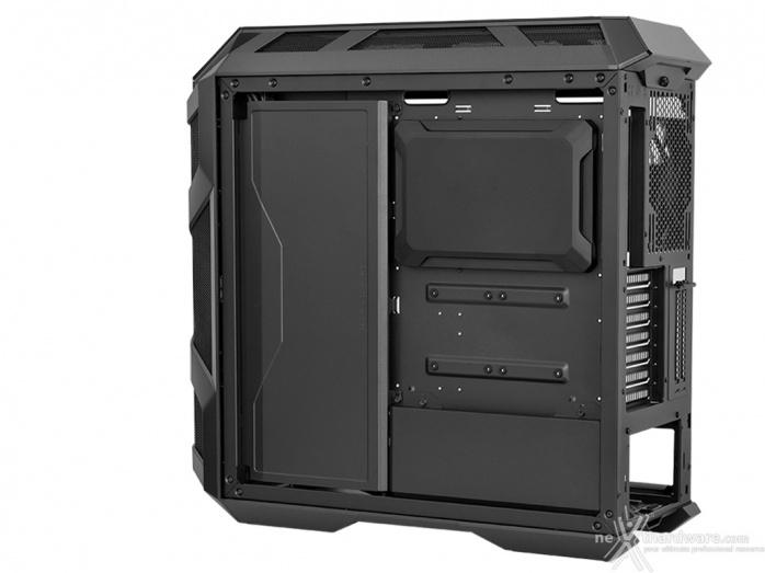 Cooler Master MasterCase H500M 6. Particolari 5
