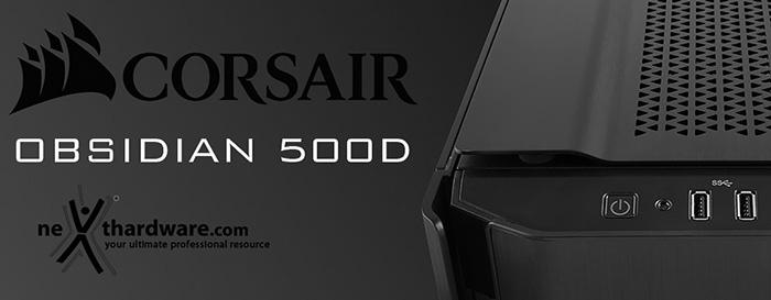 CORSAIR Obsidian 500D 1