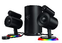 Un sistema 2.1 davvero prorompente con una qualità audio sopra le righe!