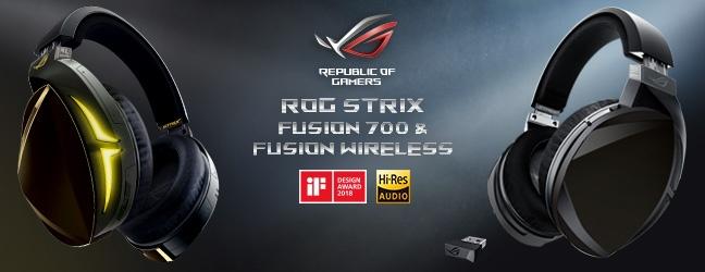 ASUS ROG STRIX Fusion 700 1