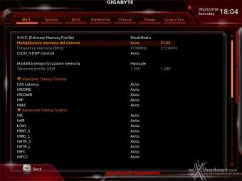 GIGABYTE X399 AORUS XTREME 8. UEFI BIOS - M.I.T. 11